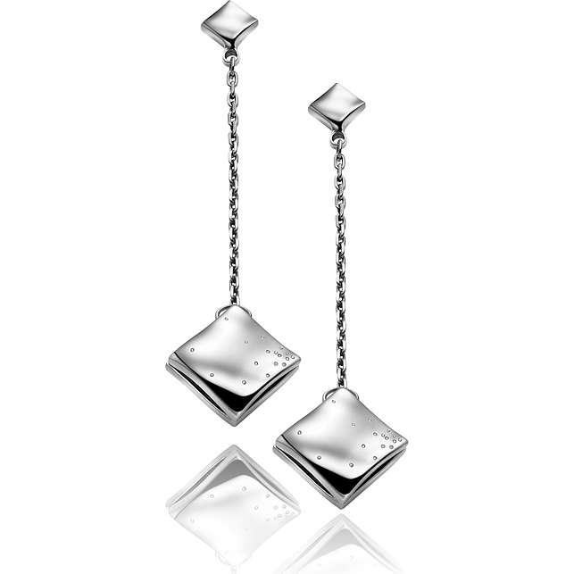 boucles d'oreille femme bijoux Breil Kite TJ1260