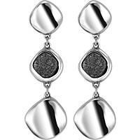 boucles d'oreille femme bijoux Breil Moonrock TJ1478