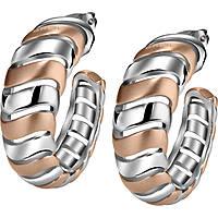 boucles d'oreille femme bijoux Breil Nouvelle Vague TJ1438