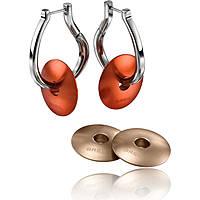 boucles d'oreille femme bijoux Breil Secretly TJ1230