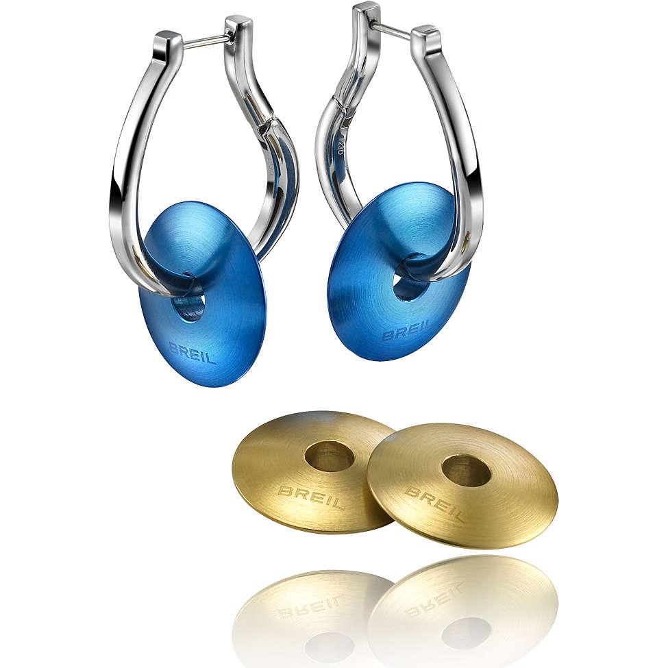 boucles d'oreille femme bijoux Breil Secretly TJ1232