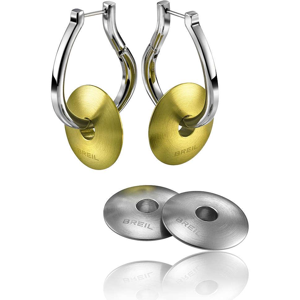 boucles d'oreille femme bijoux Breil Secretly TJ1233