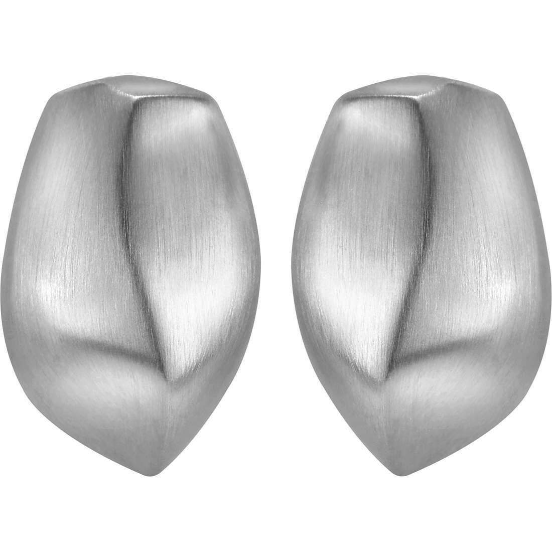boucles d'oreille femme bijoux Breil Seeds TJ1520