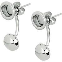boucles d'oreille femme bijoux Breil Stones TJ2105