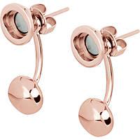 boucles d'oreille femme bijoux Breil Stones TJ2106