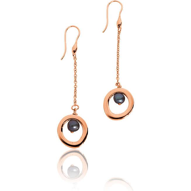 boucles d'oreille femme bijoux Breil TJ0849
