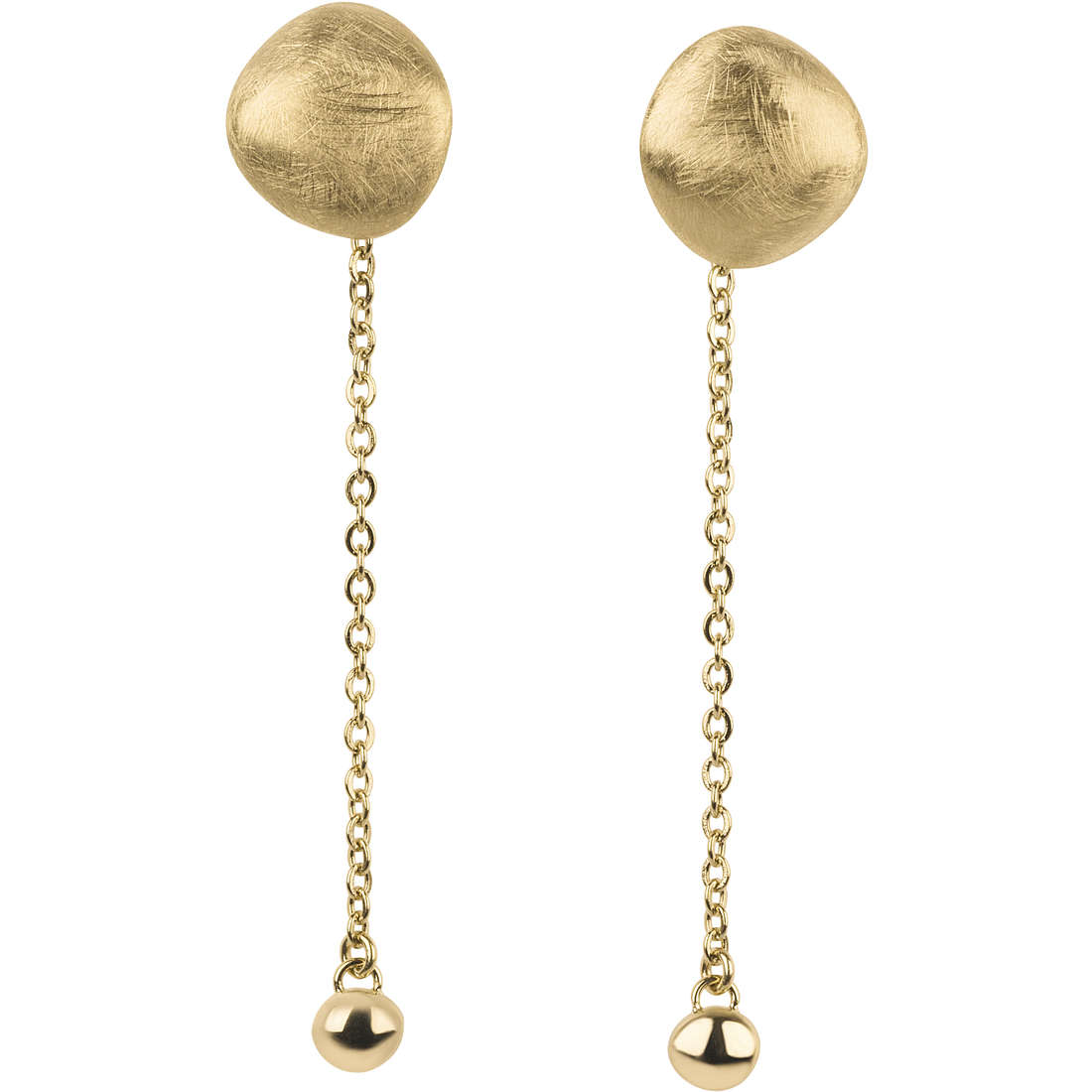boucles d'oreille femme bijoux Breil Universo TJ1918