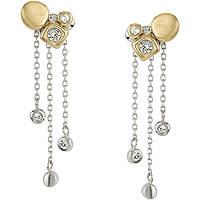 boucles d'oreille femme bijoux Breil Zodiac TJ2292