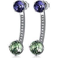 boucles d'oreille femme bijoux Brosway Affinity BFF22