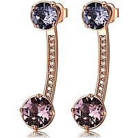 boucles d'oreille femme bijoux Brosway Affinity BFF25
