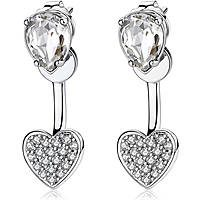 boucles d'oreille femme bijoux Brosway Affinity BFF53