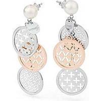 boucles d'oreille femme bijoux Brosway Aisha BAI22