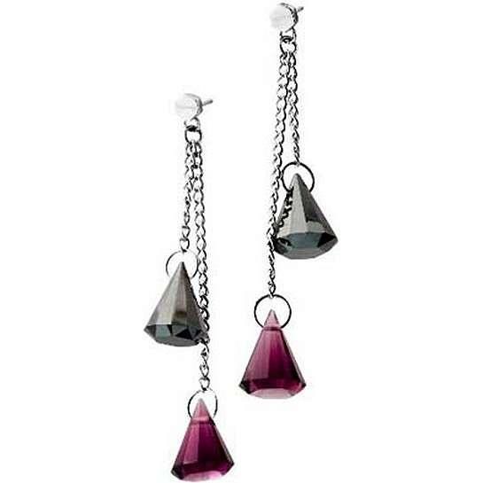 boucles d'oreille femme bijoux Brosway BDI04