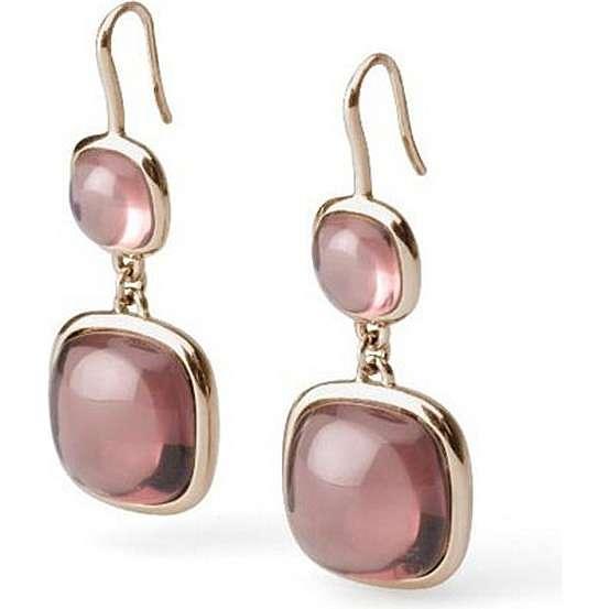 boucles d'oreille femme bijoux Brosway BMM11