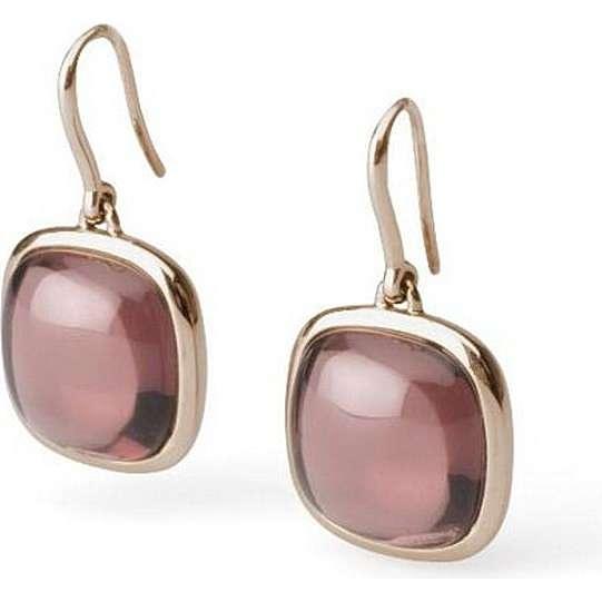 boucles d'oreille femme bijoux Brosway BMM13