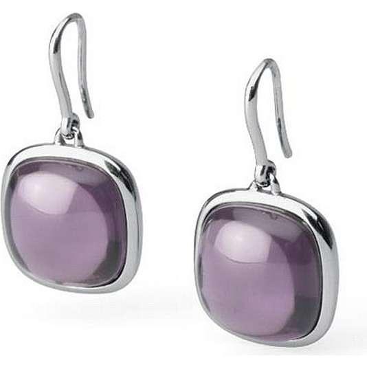 boucles d'oreille femme bijoux Brosway BMM14