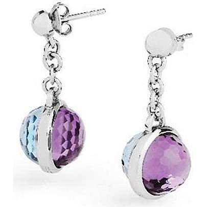 boucles d'oreille femme bijoux Brosway BMR11