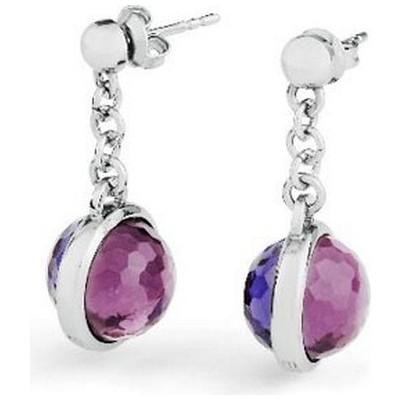 boucles d'oreille femme bijoux Brosway BMR12