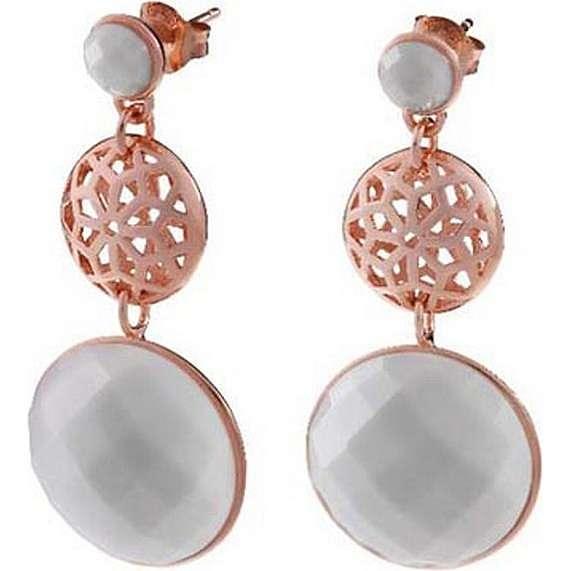 boucles d'oreille femme bijoux Brosway BNT11