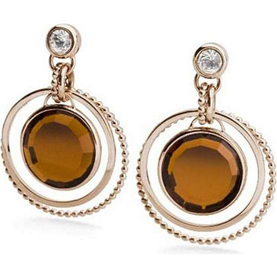 boucles d'oreille femme bijoux Brosway BSN12