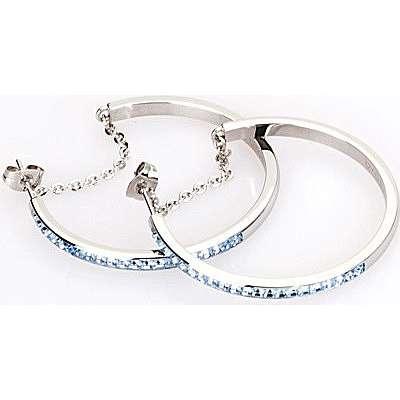 boucles d'oreille femme bijoux Brosway Btring BER27