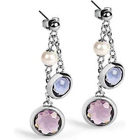 boucles d'oreille femme bijoux Brosway Catherine BCA21