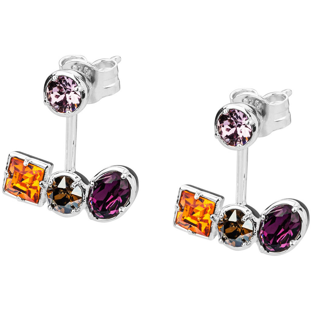boucles d'oreille femme bijoux Brosway COLORI G9CL22