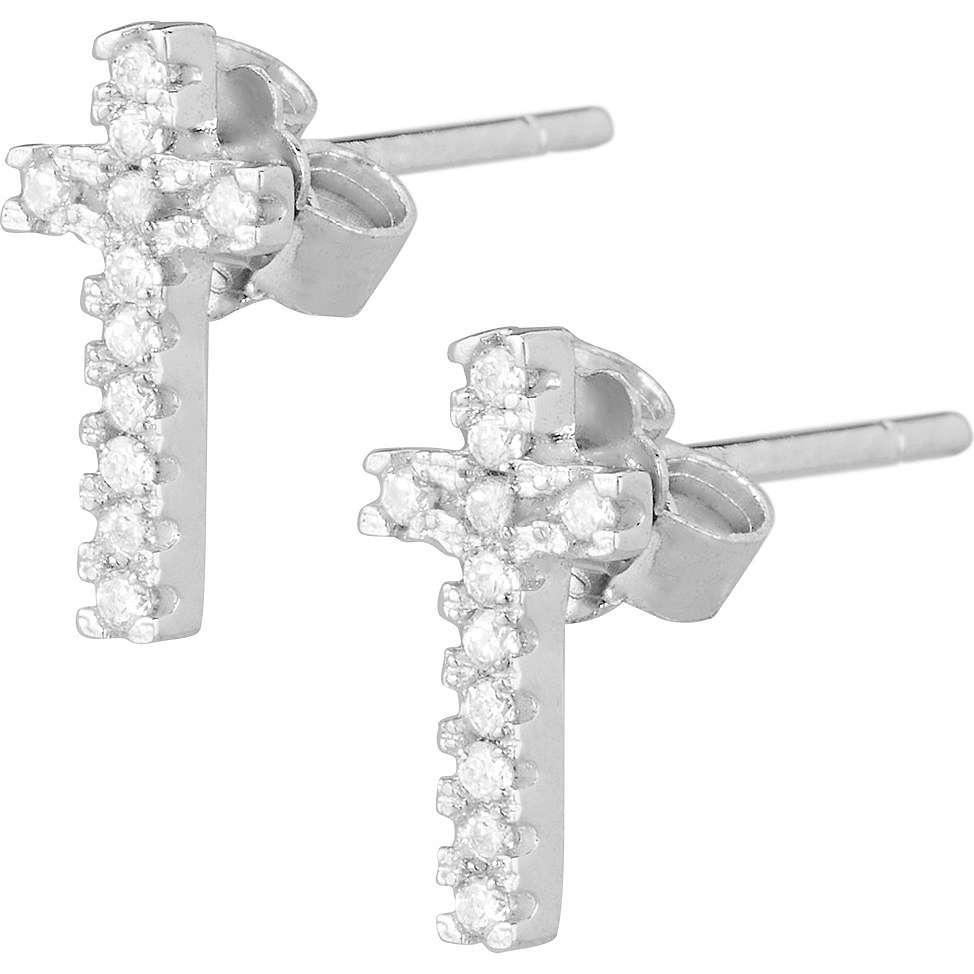 boucles d'oreille femme bijoux Brosway Icons G9IS22