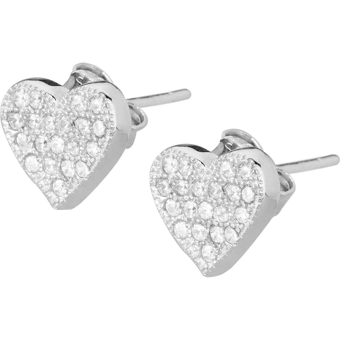 boucles d'oreille femme bijoux Brosway Icons G9IS23