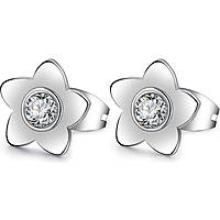 boucles d'oreille femme bijoux Brosway Ikebana BKE21