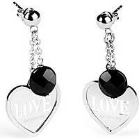 boucles d'oreille femme bijoux Brosway Lovecharm BLH02