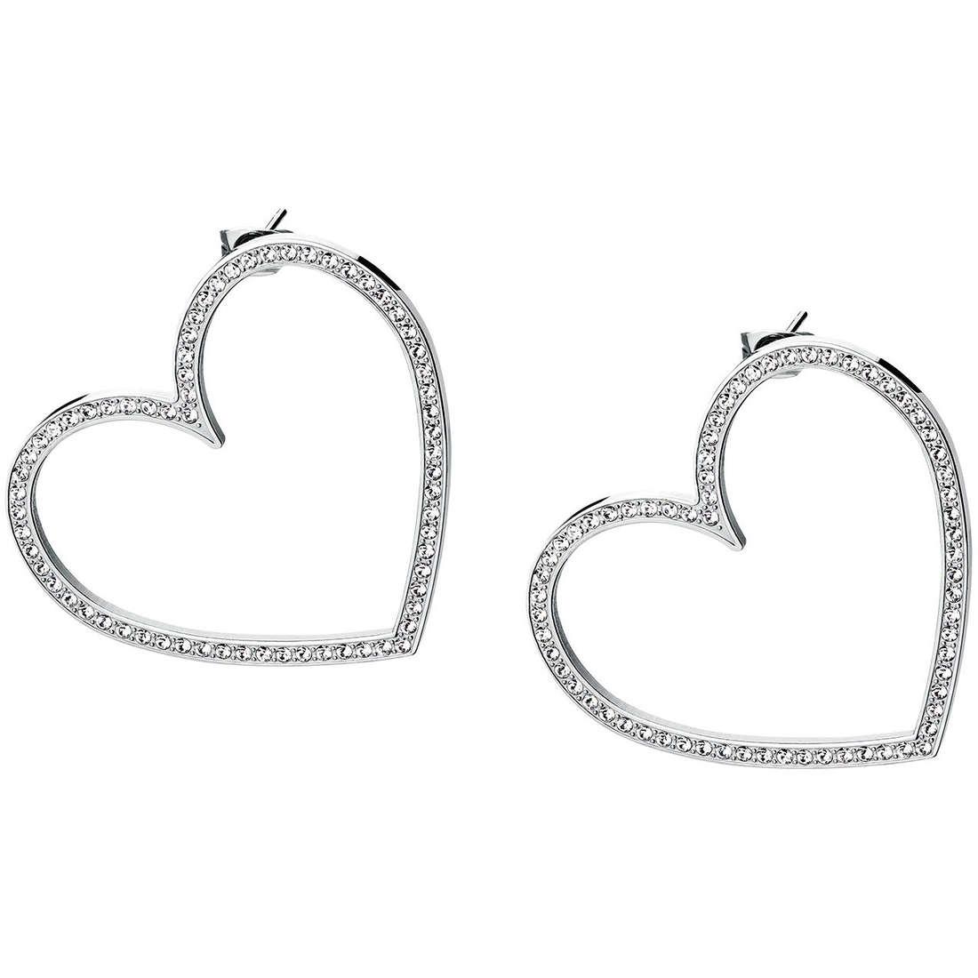 boucles d'oreille femme bijoux Brosway MINUETTO BMU21