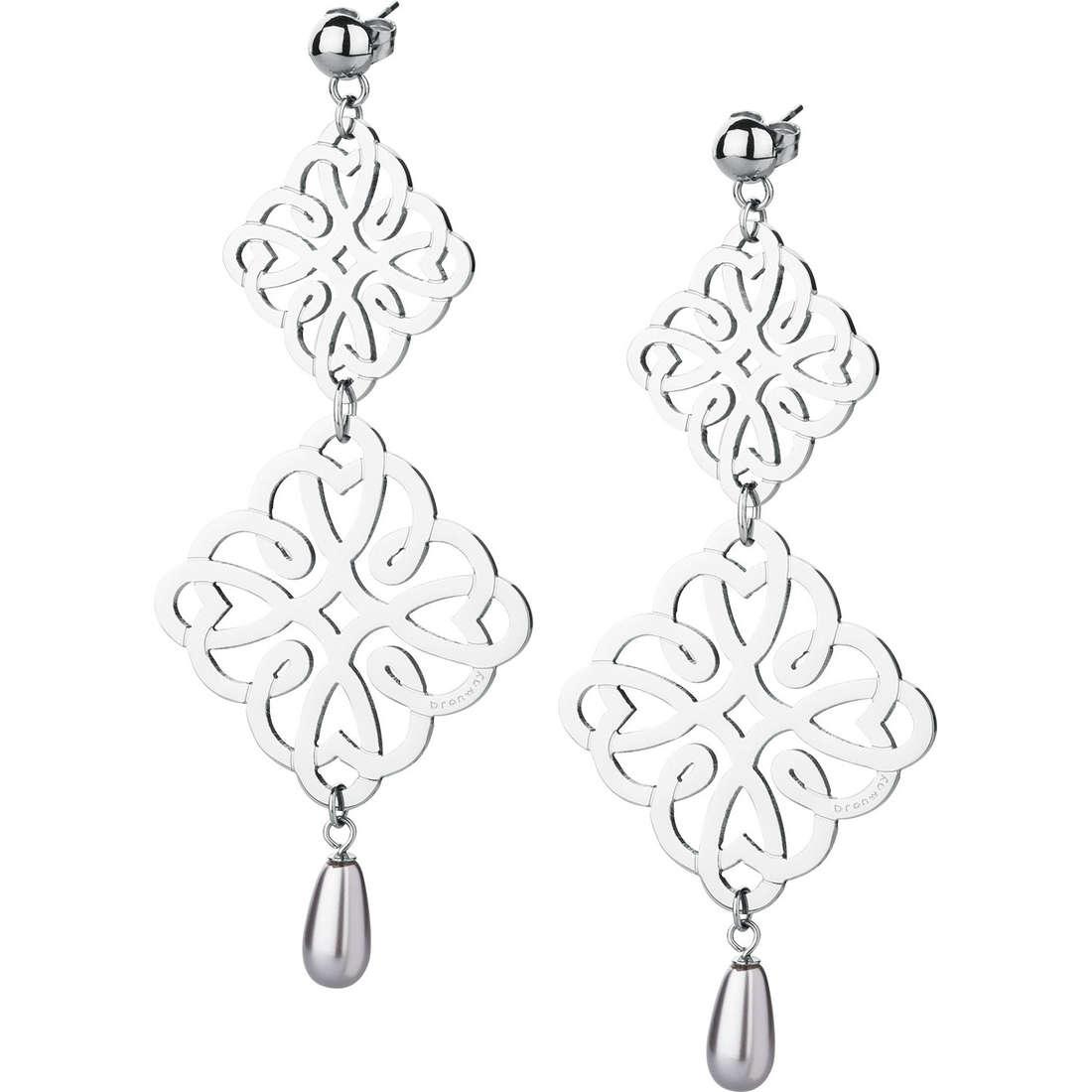 boucles d'oreille femme bijoux Brosway Persia BRS22