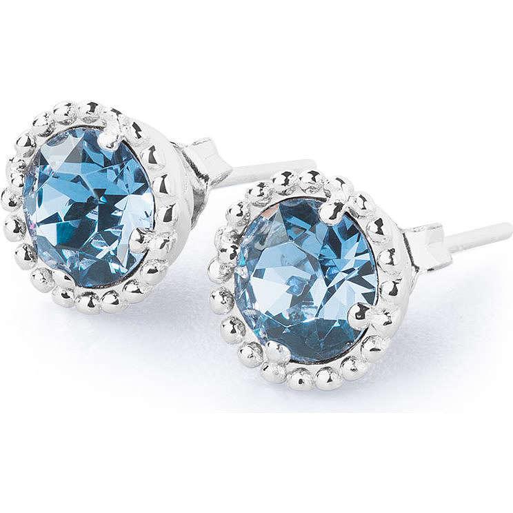 boucles d'oreille femme bijoux Brosway Princess G9PN24