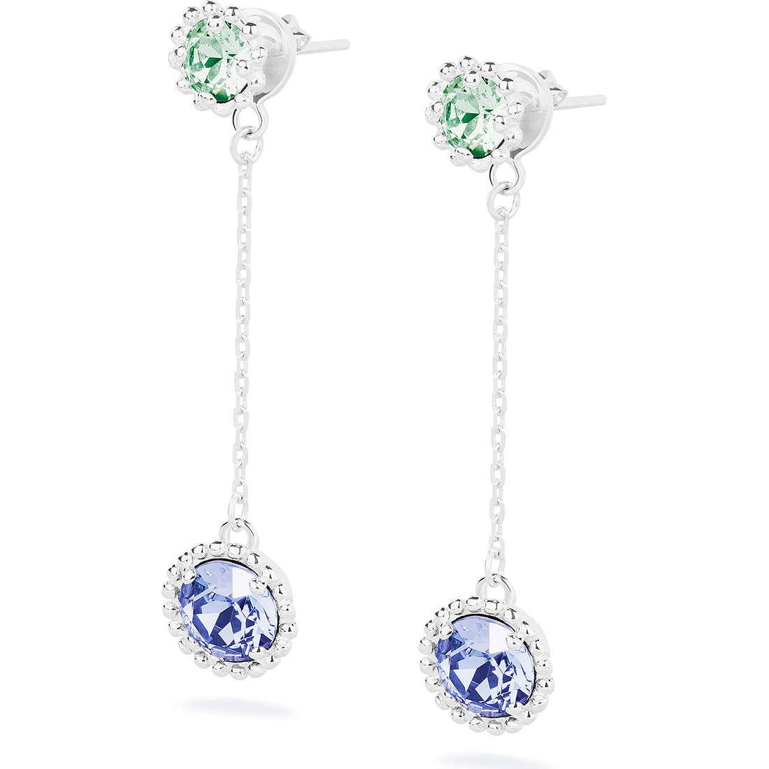 boucles d'oreille femme bijoux Brosway Princess G9PN30
