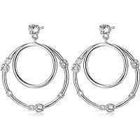 boucles d'oreille femme bijoux Brosway Sun BUN22