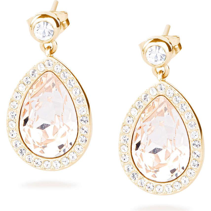 boucles d'oreille femme bijoux Brosway Tear BTX22