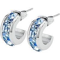 boucles d'oreille femme bijoux Brosway Tres Jolie BTJE04