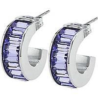 boucles d'oreille femme bijoux Brosway Tres Jolie BTJE08