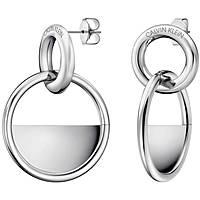 boucles d'oreille femme bijoux Calvin Klein Locked KJ8GME000100