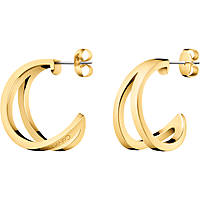 boucles d'oreille femme bijoux Calvin Klein Outline KJ6VJE100100