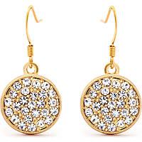 boucles d'oreille femme bijoux Chrysalis CRET0104GP