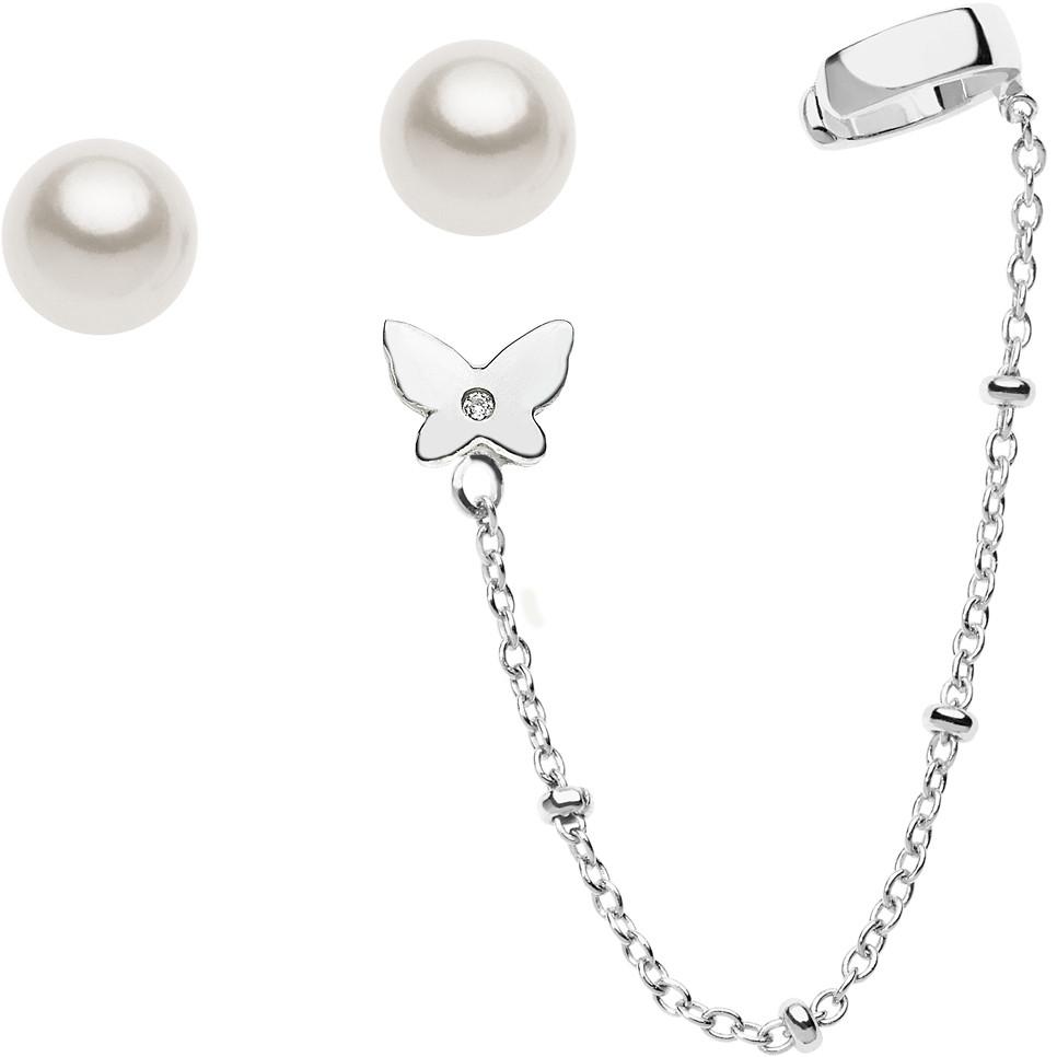 boucles d'oreille femme bijoux Comete Cherie ORP 624