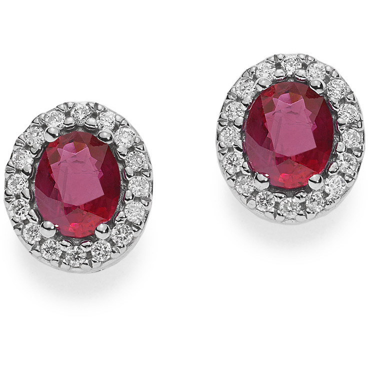boucles d'oreille femme bijoux Comete Classic 07/14 ORB 739