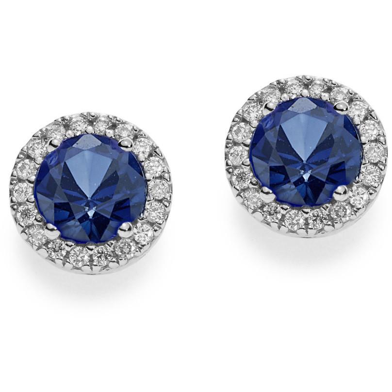 boucles d'oreille femme bijoux Comete Classic 07/14 ORB 744
