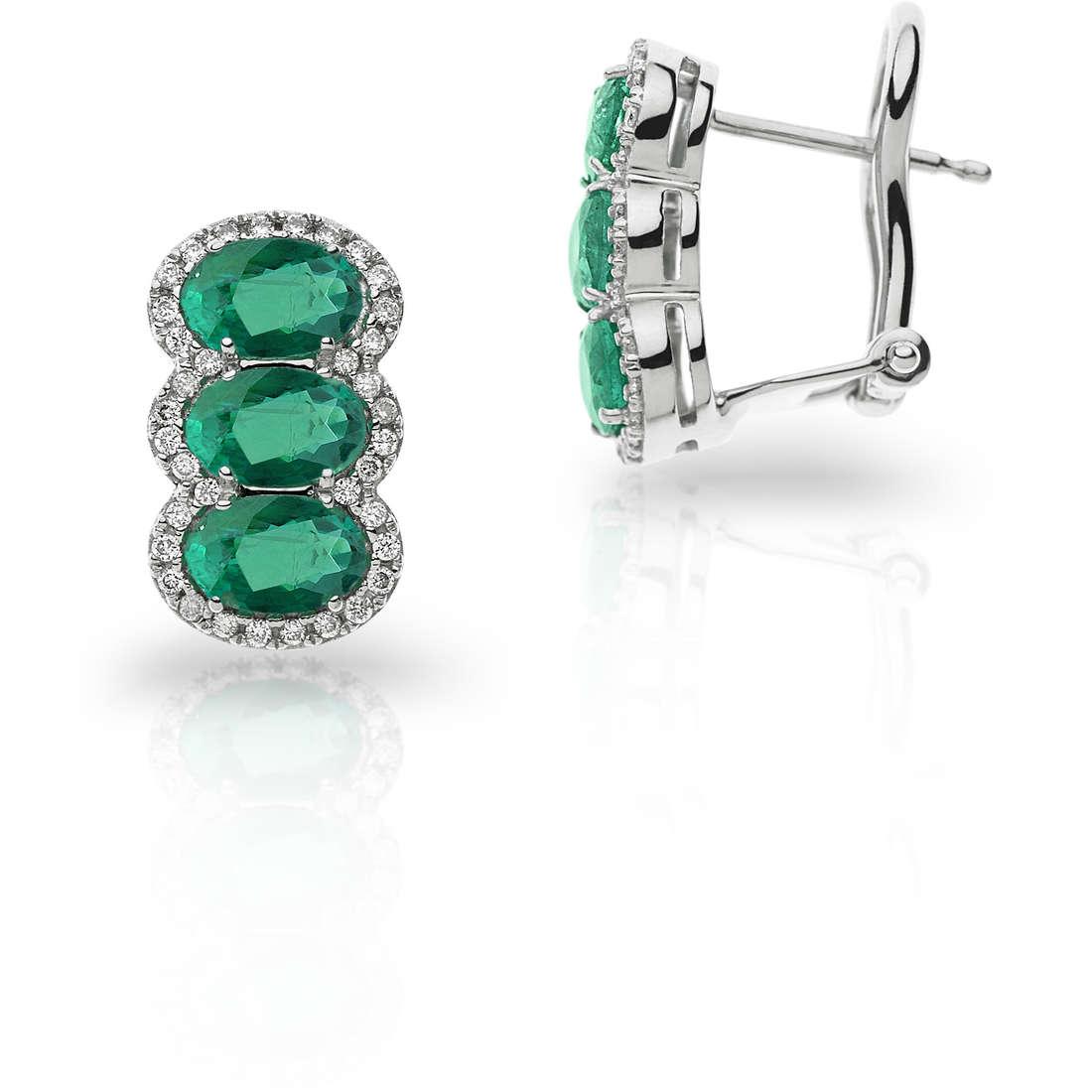 boucles d'oreille femme bijoux Comete Cleopatra ORB 756
