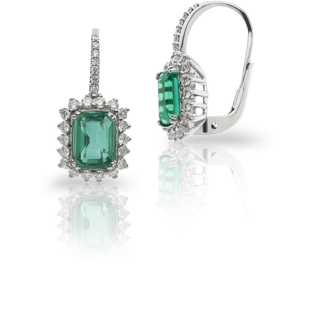 boucles d'oreille femme bijoux Comete Cleopatra ORB 758