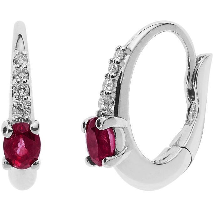 boucles d'oreille femme bijoux Comete Colore ORB 792
