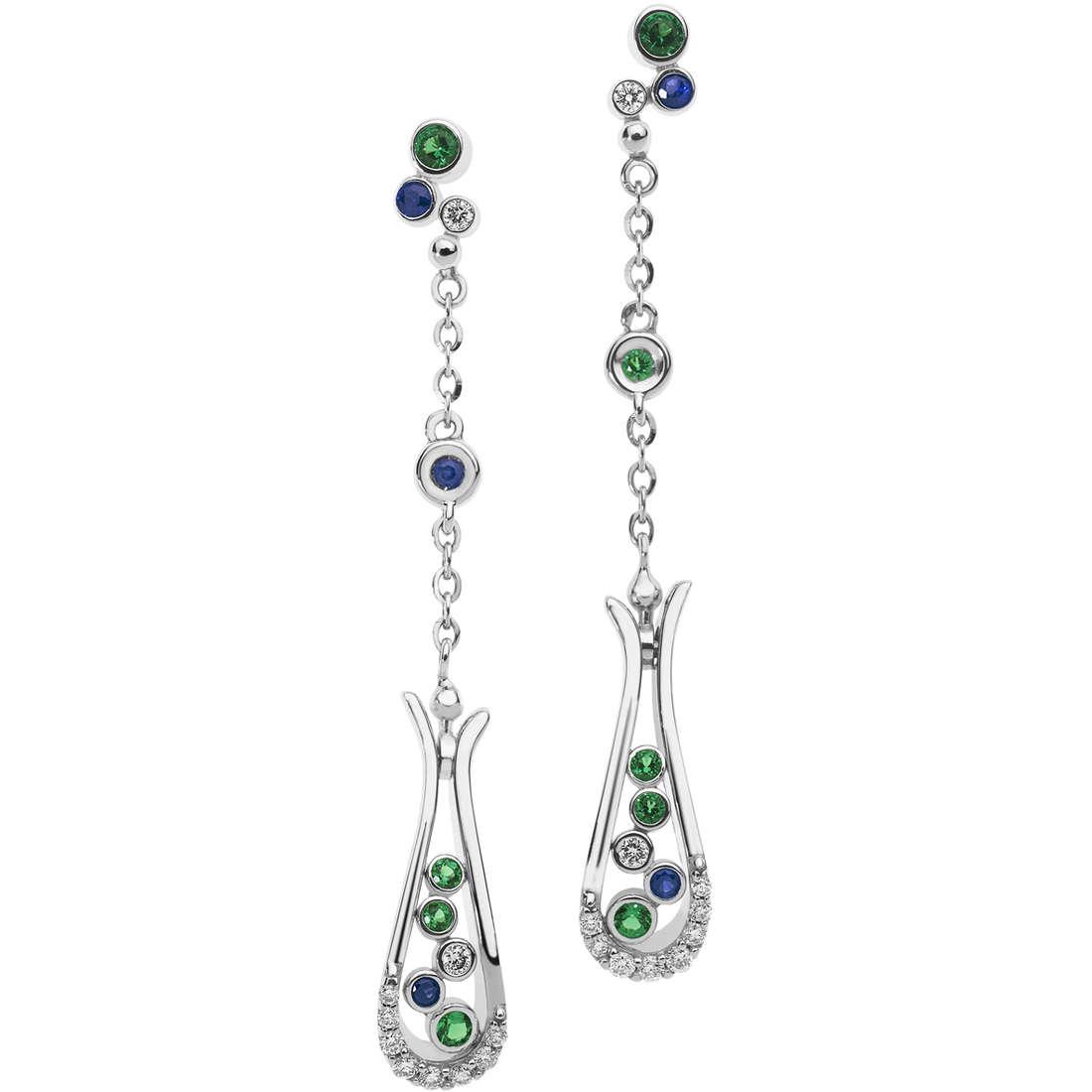 boucles d'oreille femme bijoux Comete Coriandoli ORB 780
