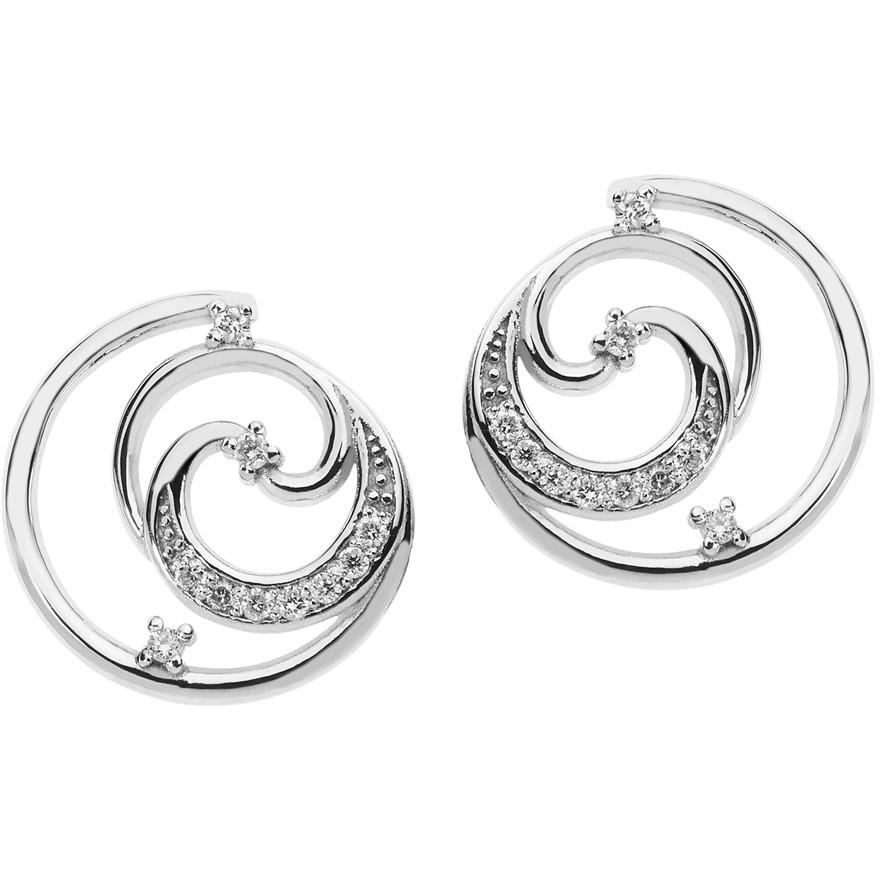 boucles d'oreille femme bijoux Comete Diamanti ORB 786